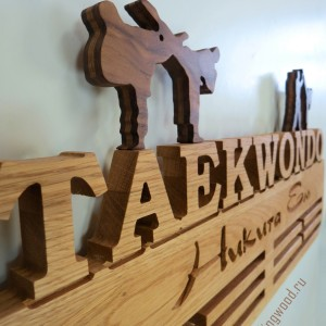 medalnica-tkhehkvondo-taekwondo-ot-feeling-wood