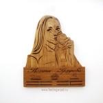 Деревянная-медальница-с-фигурой-спортсмена-и-гравировкой-от-Feeling-Wood