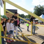 Олимпийская мастерская Feeling Wood на Metro Family Day