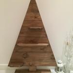 Деревянная Новогодняя елка Feeling Wood