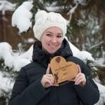 деревянные награды для фонда Жизнь как Чудо наградная продукция Feeling Wood