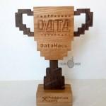 Наградная продукция из дерева от Feeling Wood награды для РайффайзенБанка
