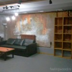 мебель из массива в стиле лофт на заказ от Feeling Wood